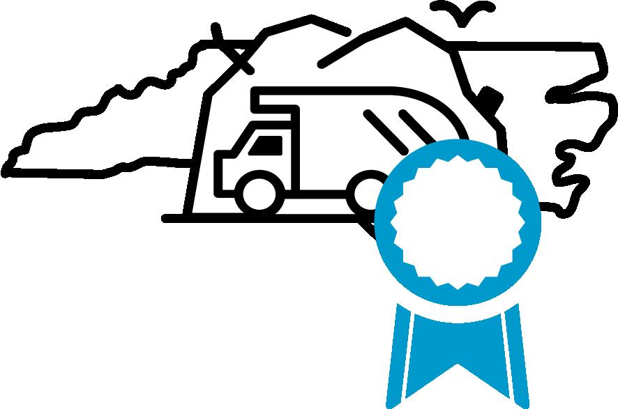 Union County North Carolina Landfill Credit Account Bond