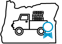 Oregon Waste Tire Carrier Bond